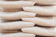 Biomassa delle palline Fotografia Stock
