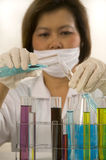 Biomedical research Stock Photos