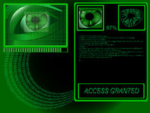 Biometrics Stock Photos