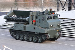 Bionix Counter-Mine Vehicle (Trailblazer) Royalty Free Stock Image
