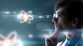 Bioquímica y tecnologías Técnicas mixtas Fotografía de archivo
