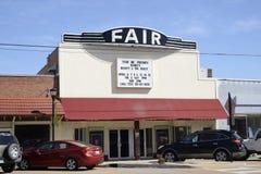 Bioscoop, Somerville Tennessee Stock Afbeelding