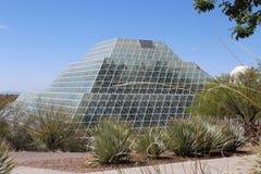 Biosfeer 2 royalty-vrije stock foto's