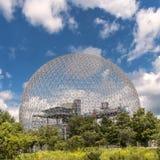 Biosfeer, Milieumuseum Royalty-vrije Stock Foto's