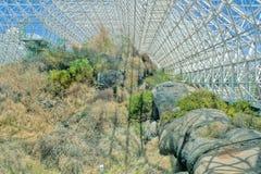 Biosfera #3 dell'Arizona fotografia stock libera da diritti
