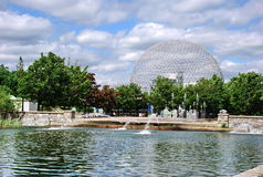Biosfera Fotografia de Stock Royalty Free