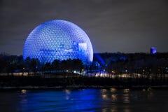 Biosfera de Montreal imágenes de archivo libres de regalías