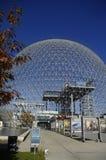 Biosfera Montreal fotos de archivo libres de regalías