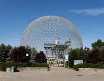 biosfera Montreal obrazy stock