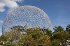 Biosfera Montreal fotografie stock