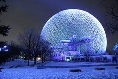 biosfera Montreal fotografia royalty free