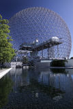Biosfera - Montreal - Canadá Imágenes de archivo libres de regalías