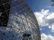 Biosfera a Montreal, Quebec fotografia stock