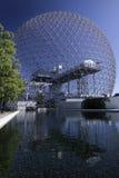 Biosfär - Montreal - Kanada Royaltyfria Bilder