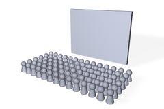 Bioskoop Stock Afbeelding