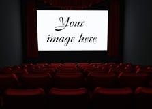 Bioskoop Royalty-vrije Stock Foto's