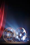 Bioskoopfilm Royalty-vrije Stock Foto