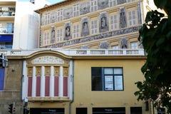 Bioskooptheater in Nice Frankrijk Royalty-vrije Stock Afbeelding