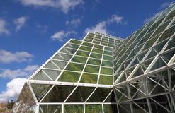 Biosphäre 2 - Biome ` Regenwald ` Stockfotografie