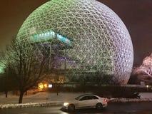 Biosphäre von Montreal stockfoto