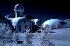 Biosphère de l'Arizona images stock