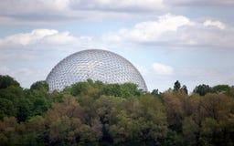 Biosphère de Montréal photographie stock libre de droits