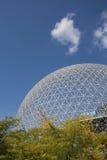 Biosphère Montréal Image stock