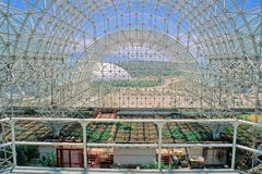 Biosphere #2 royalty free stock photos