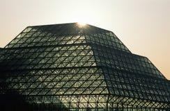 Biosphere 2 structure, Tucson, AZ royalty free stock images