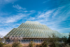 Biosphere 2 is an Earth systems science research facility Stock Images