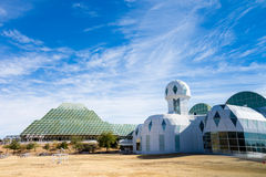 Biosphere 2 is an Earth systems science research facility Royalty Free Stock Photo