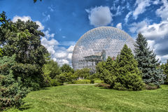 Biosphere, Environment Museum royalty free stock photos
