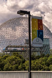 Biosphere, Environment Museum stock photography