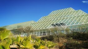 Biosphere 2 royalty free stock image