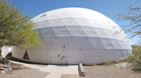 BioSphere 2 - Lung Sphere Royalty Free Stock Photo