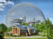 Biosphere of Montreal stock image