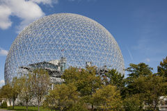 Biosphere Montreal Stock Photos