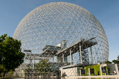 Biosphere - Montreal - Canada Royalty Free Stock Photography