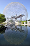 The Biosphere royalty free stock photos
