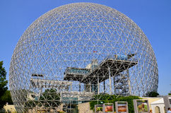 The Biosphere Royalty Free Stock Photo