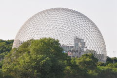 Biosphere in Montreal, Canada Stock Photography
