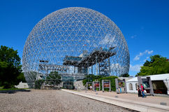 The Biosphere Stock Images