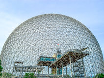 Biosphre Montreal Royalty Free Stock Images