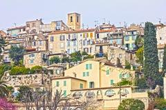Biot, sud della Francia fotografia stock libera da diritti