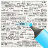 BIOTECH. Stock Photography