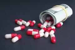 Biotech en farmaceutische bedrijven stock foto's
