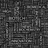 BIOTECH. Royalty Free Stock Photos