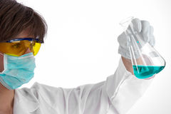biotech utveckling Royaltyfri Fotografi