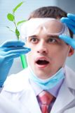 Biotechnology Royalty Free Stock Photos