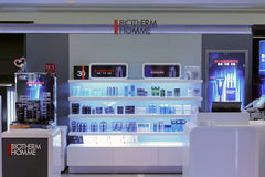 Biotherm-homme Kosmetik Lizenzfreies Stockbild